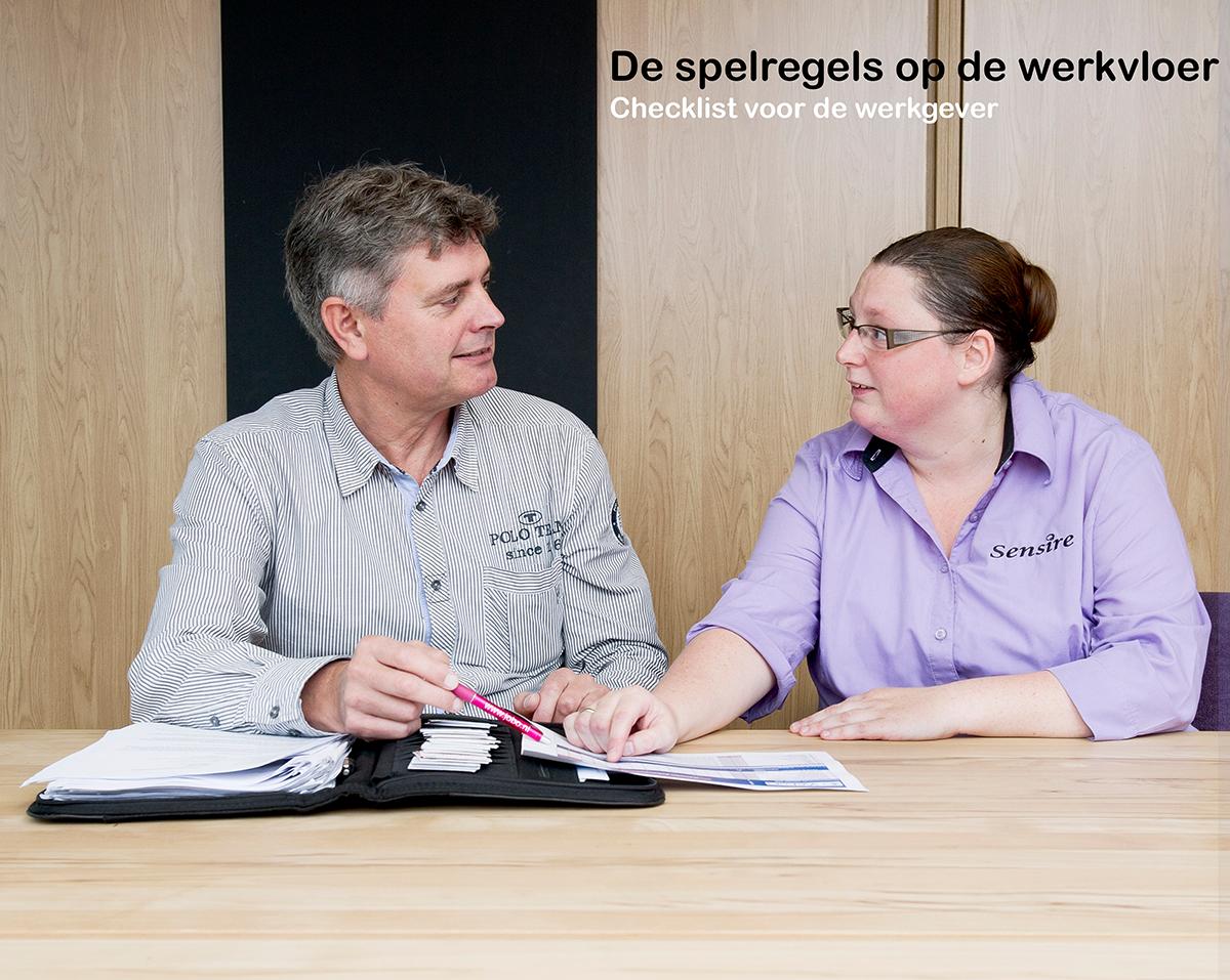 Checklist Spelregels op de werkvloer