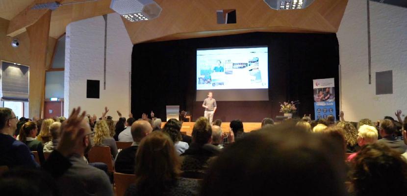 Ruim 200 mensen maakten het verschil op 'De Professional Centraal' 2020