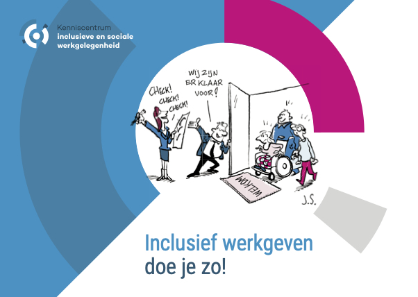 Praktische gids 'Inclusief werken doe je zo!'