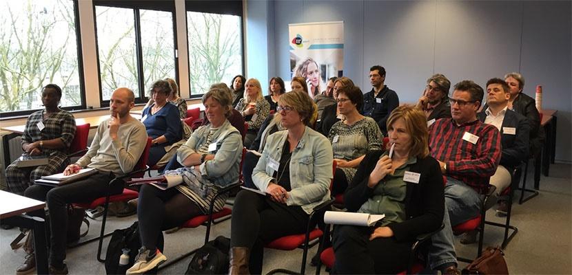 """Deelnemer Bart Lindner over kenniskring jobcoaching psychische kwetsbaarheden: """"Ik ben positief verrast."""""""