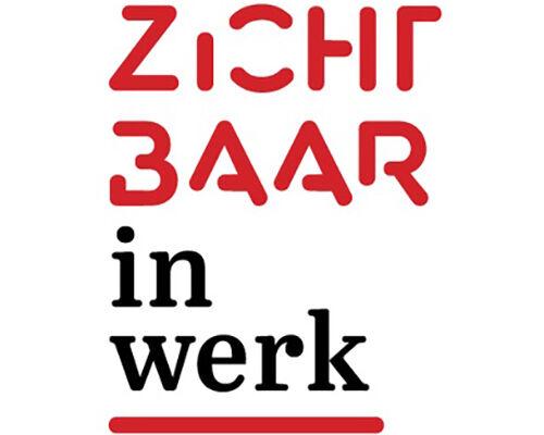 Logo Zichtbaar in werk