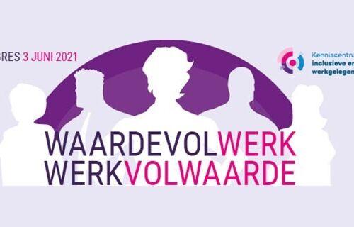 Banner Congres Waardevolwerk / Werkvolwaarde