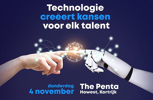 West4Work arbeidsmarktcongres over inclusieve technologie